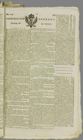 Middelburgsche Courant 1810-08-25