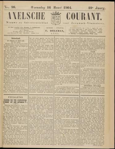 Axelsche Courant 1904-03-16