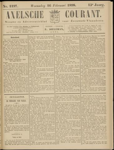 Axelsche Courant 1898-02-16