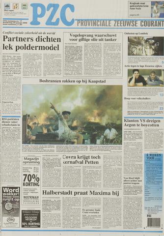 Provinciale Zeeuwse Courant 2000-01-20