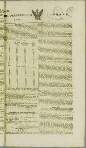 Middelburgsche Courant 1837-01-28