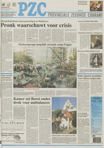 Provinciale Zeeuwse Courant 1999-11-12