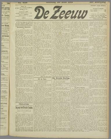 De Zeeuw. Christelijk-historisch nieuwsblad voor Zeeland 1917-06-26