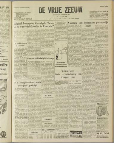 de Vrije Zeeuw 1959-11-10