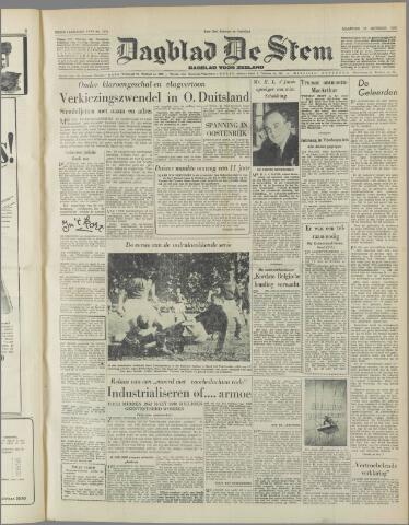 de Stem 1950-10-16