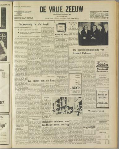 de Vrije Zeeuw 1960-11-19