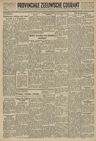 Provinciale Zeeuwse Courant 1946-04-04