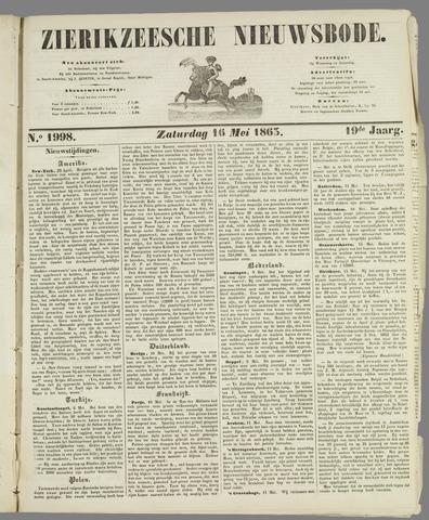 Zierikzeesche Nieuwsbode 1863-05-16