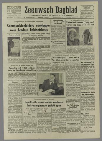 Zeeuwsch Dagblad 1957-01-09