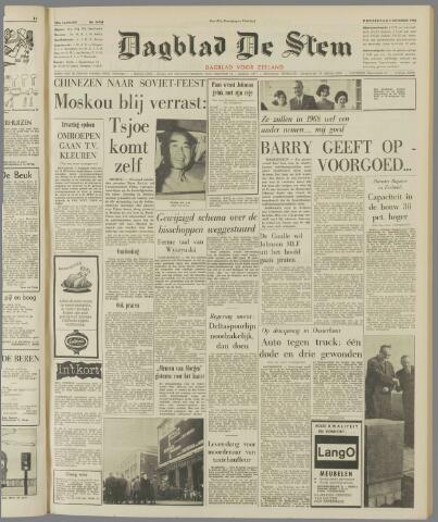 de Stem 1964-11-05