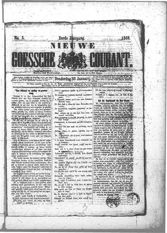 Nieuwe Goessche Courant 1868-01-30