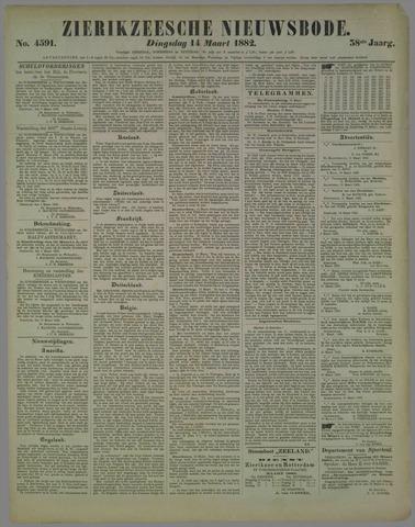 Zierikzeesche Nieuwsbode 1882-03-14