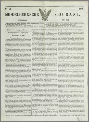 Middelburgsche Courant 1859-05-26