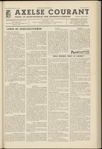 Axelsche Courant 1965-10-09