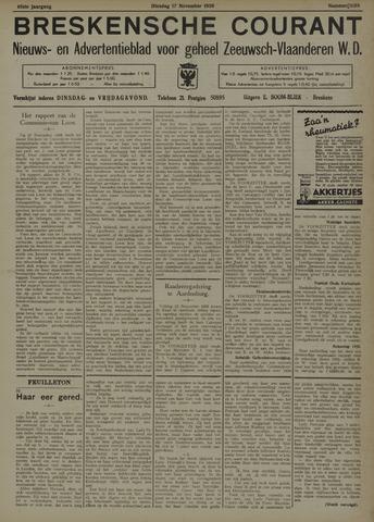 Breskensche Courant 1936-11-17