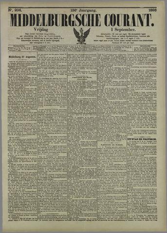 Middelburgsche Courant 1893-09-01