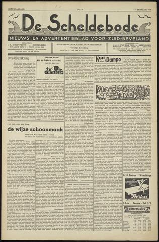 Scheldebode 1965