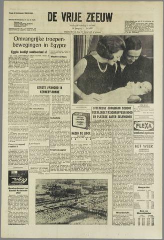 de Vrije Zeeuw 1967-05-16