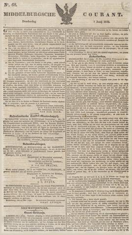 Middelburgsche Courant 1832-06-07