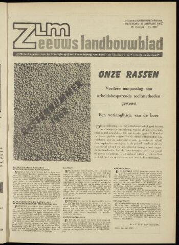Zeeuwsch landbouwblad ... ZLM land- en tuinbouwblad 1962-01-12
