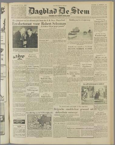 de Stem 1952-12-15