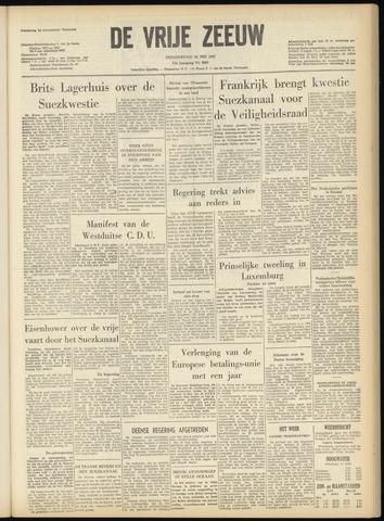 de Vrije Zeeuw 1957-05-16