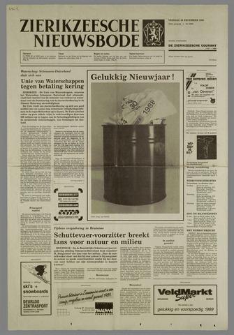 Zierikzeesche Nieuwsbode 1988-12-30