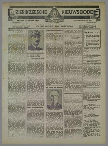 Zierikzeesche Nieuwsbode 1941-01-24