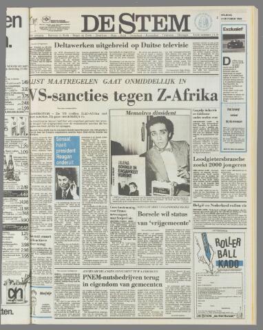 de Stem 1986-10-03