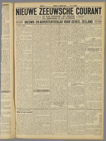 Nieuwe Zeeuwsche Courant 1931-01-06