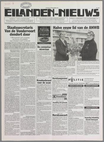 Eilanden-nieuws. Christelijk streekblad op gereformeerde grondslag 1995-12-19
