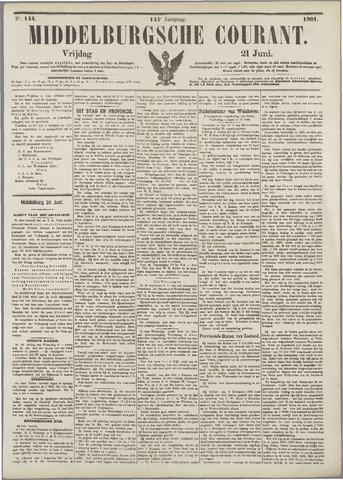 Middelburgsche Courant 1901-06-21
