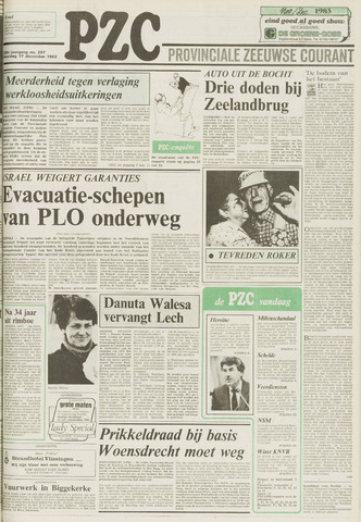 Provinciale Zeeuwse Courant 1983-12-17