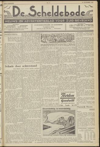 Scheldebode 1960-12-30
