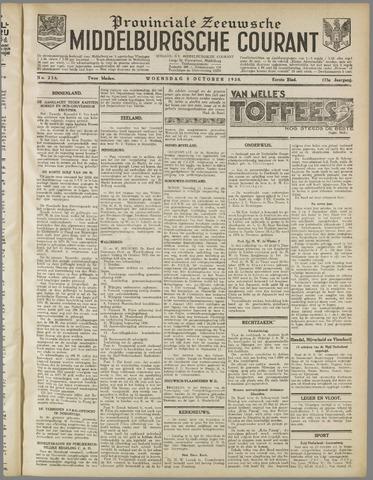 Middelburgsche Courant 1930-10-08