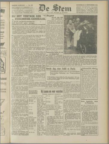 de Stem 1946-09-12