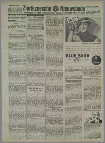 Zierikzeesche Nieuwsbode 1934-12-10