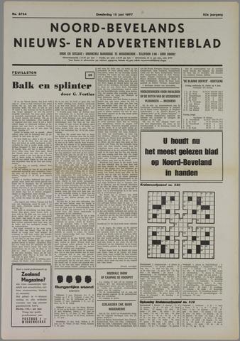 Noord-Bevelands Nieuws- en advertentieblad 1977-06-16