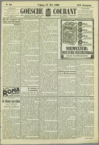 Goessche Courant 1929-05-31