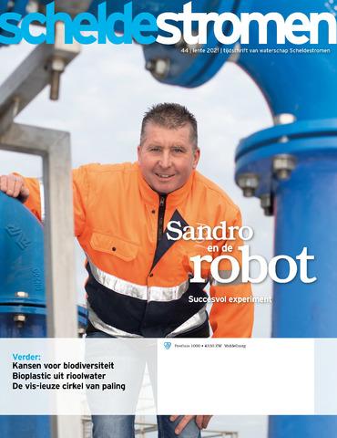 Scheldestromen/de Waterwerker 2021-03-21