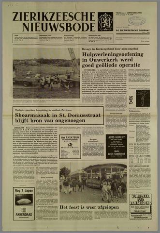 Zierikzeesche Nieuwsbode 1984-09-14
