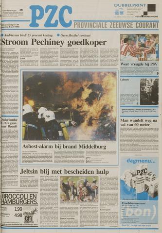 Provinciale Zeeuwse Courant 1993-04-05