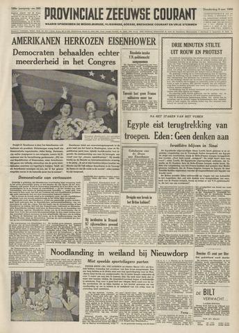 Provinciale Zeeuwse Courant 1956-11-08