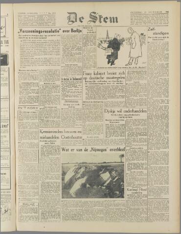 de Stem 1948-10-23