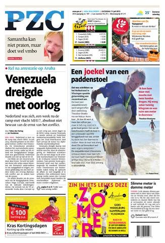 Provinciale Zeeuwse Courant 2015-07-11