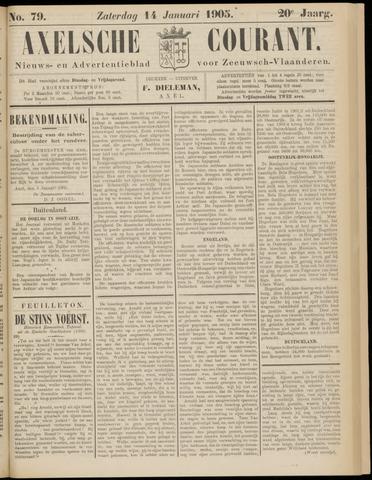 Axelsche Courant 1905-01-14