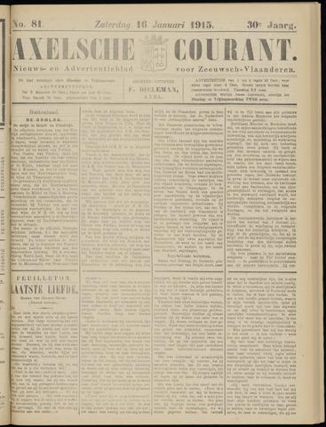 Axelsche Courant 1915-01-16