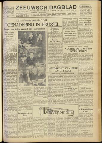 Zeeuwsch Dagblad 1954-08-20