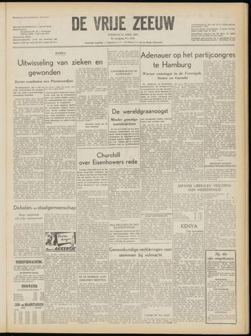 de Vrije Zeeuw 1953-04-21