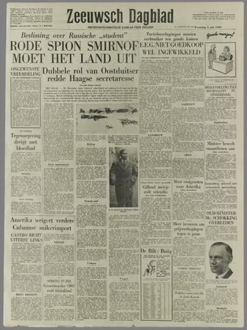 Zeeuwsch Dagblad 1960-07-06
